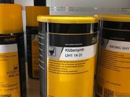 Смазка для пищевой и фармацевтической промышленности Klubersynth UH1 14-31 (1кг)
