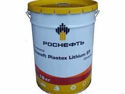 Смазка Rosneft Plast Lithium EP 3 ведро 20 л