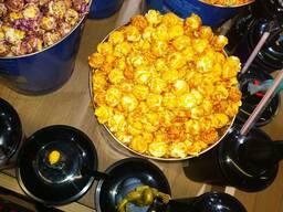 Смесь для карамелизации попкорна Caramel Premix 14кг