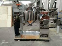 Промышленный двухконусный смеситель / миксер для смешивания