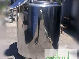 Смесители и миксеры от 300 до 5 000 литров из нержавейки