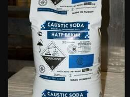 Сода каустическая (Натрий гидроокись гранулированный технический)
