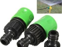 Соединители, адаптеры для шлангов пластиковые