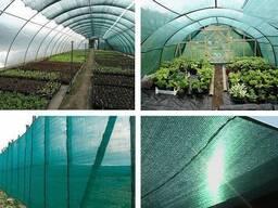 Солнцезащитные строительные сетки
