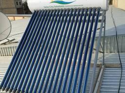 Солнечный водонагреватель (солнечный коллектор)