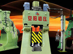 Современные ковочные молоты и оборудования