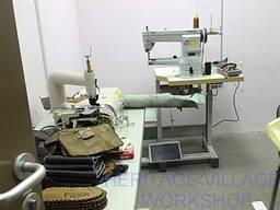 Создание небольших кожевенных мастерских.