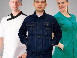 Спецодежда и униформа на заказ от производителя - photo 3