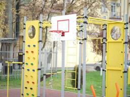 Спортивные площадки Romana Уличные тренажеры Детские площадк