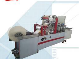 Станок для производства бумажных салфеток с цветной печати (1-2 цвета)