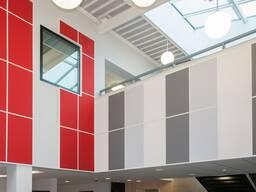 Стеновые панели Rockfon Color-all