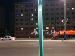 Столб Hi-Tech Светильник LED Stolba
