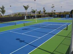 Строим Теннисный корт