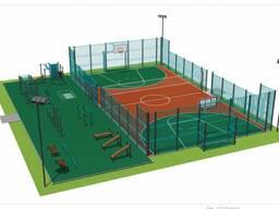 Строительство Любых Спортивных Площадок