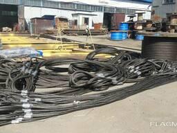 Стропа канатная петлевая (УСК), d-12.0, любой длины под заказ