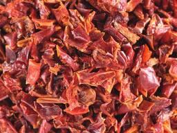 Сушеная паприка (болгарский перец красный)