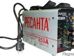 Сварочный аппарат переносной 220V Ресанта САИ-250A