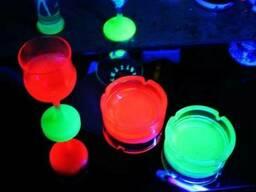 Светящаяся краска Noxton Люминофор светится в темноте ТАТ 33
