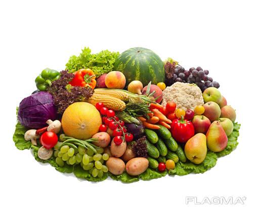 Свежие Овощи и Фрукты из Узбекисната