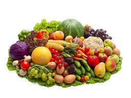 Свежие Овощи и Фрукты из Узбекисната - фото 1