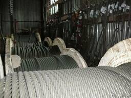 Тальной канат (трос стальной)