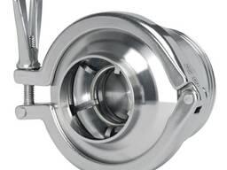 Тарельчатный обратный клапан