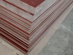 Текстолит листы 100х200см всех размеров толщины ПТК