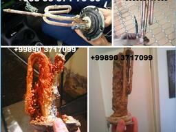 ТЭНы фирмы Balcik для водонагревателя, ремонт Ariston Royal