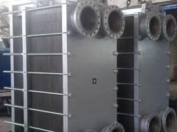 Теплообменники для металлургической, пищевой отрасли
