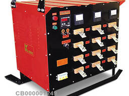 Трансформатор прогрева бетона КаВик ТСДЗ-63А/0,38 автомат. (3х380 В)