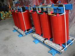 Трансформатор сухой с литой изоляцией ТСЛ 40/10(6)/0, 4