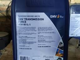 Трансмиссионное масло GNV Transmission Force 80W-90 GL-5