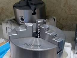 Трехкулачковый патрон 125 мм
