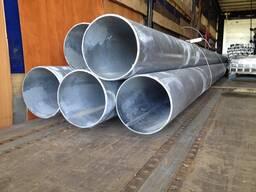 ТРУБ стальные оцинкованные э/с ГОСТ 3262-75, ГОСТ 10705-80