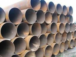 Труба стальная б/у (широкий ассортимент)