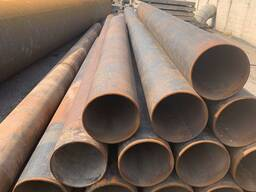 Труба стальная д-377*9-10мм (монтаж-демонтаж) - фото 2