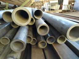 Трубы нержавеющие 42х4мм калиброванный и ассортимент