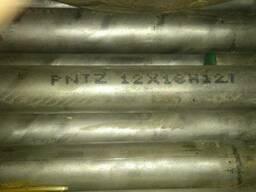Трубы нержавеющие 42х4мм калиброванный М316 производство Р