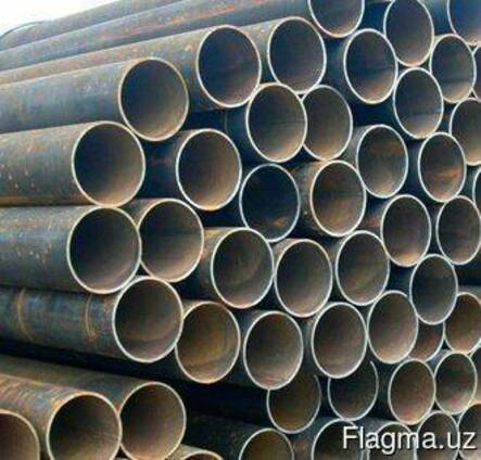 Трубы стальные бесшовные от 15 мм до 1020 мм новые !