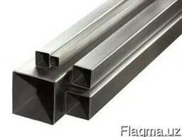 Трубы стальные квадратные ГОСТ 8639-82