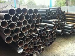 Трубы стальные шовные и бесшовные