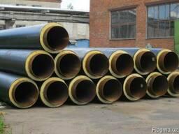 Трубы в ППУ-изоляции 76x140 мм 10 ГОСТ 30732-2006