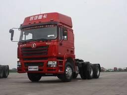 Тягач 380 дизель Shacman
