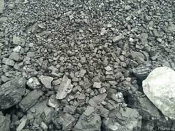 Уголь отборный бурый Казахстан марка Б3 фрпкция 100-300