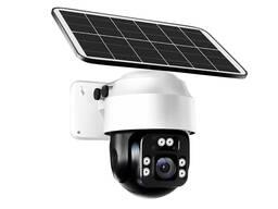 Камера Уличная автономная поворотная 4G-камера с солнечной батареей «Link Solar 02-4GS»