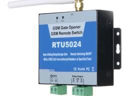 Управление электро оборудованием через GSM модуль RTU5024. SMS