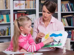 Услуги детского психолога