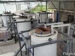 Установка электрохимического обесцвечивания стоков - фото 1