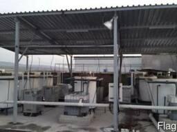 Установка электрохимического обесцвечивания стоков - фото 2