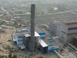 Услуги гидроизоляции промышленных железобетонных дымовых